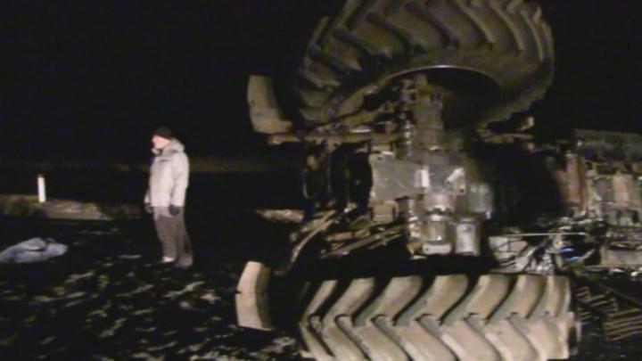 Трое жителей Башкирии погибли в аварии в Оренбургской области