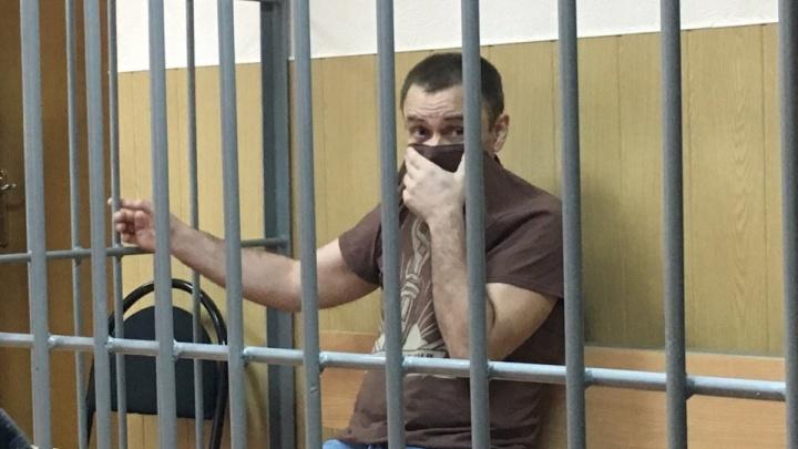 Убийца преемника Владимира Кадина получил девять лет колонии строгого режима