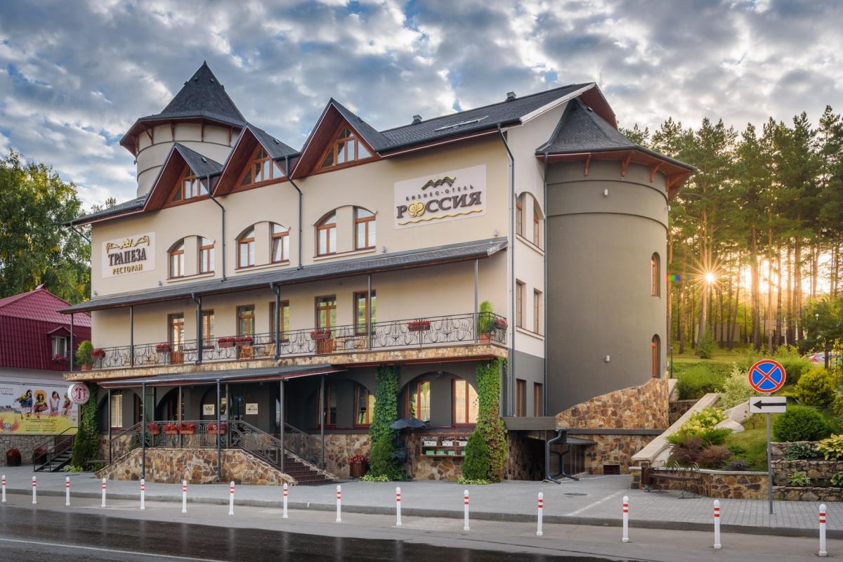 Бизнес-отель «Россия» расскажет, как тратить меньше, ни в чем себе не отказывая