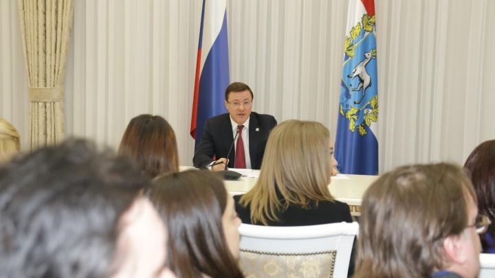 В Самарской области хотят поменять министра культуры