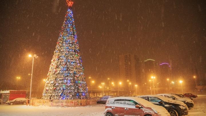 Юрта Деда Мороза обойдется бюджету Башкирии в 485 тысяч рублей