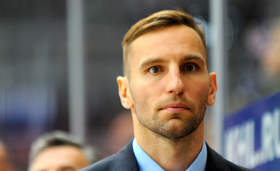 На должность главного тренера ярославского «Локомотива» рассматривают Дэвида Немировски