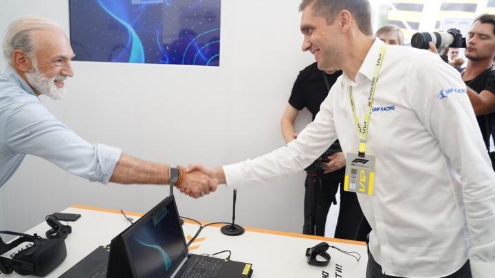 Гонки на скорости 5G: в Сочи презентовали стандарт мобильной связи будущего