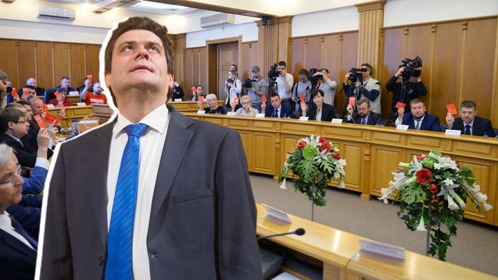 «Эти депутаты ничего не должны Высокинскому»: разбираемся, почему гордума пошла против мэра