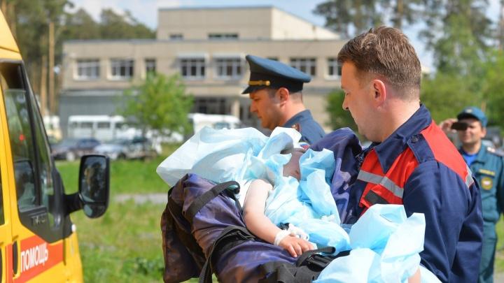 Глава свердловской полиции предложил наградить волонтёров, которые участвовали в поисках маленького Димы