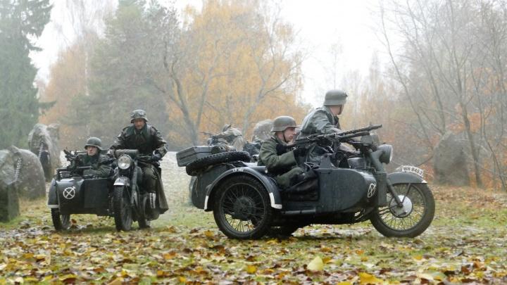 В Екатеринбурге для фильма о Василии Теркине ищут мужчин на роль солдат Красной армии и вермахта