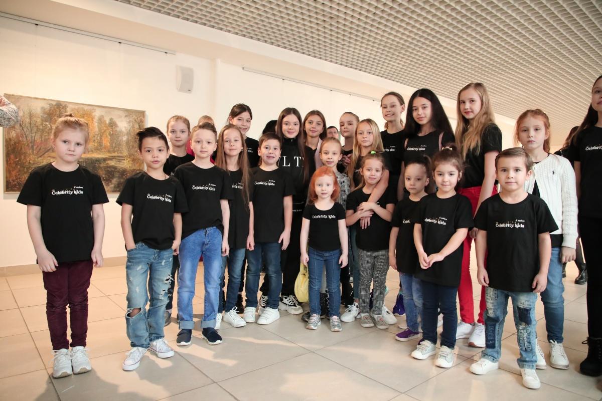 Метр с кепкой: сотня детей-моделей покажет себя на Неделе моды в Екатеринбурге