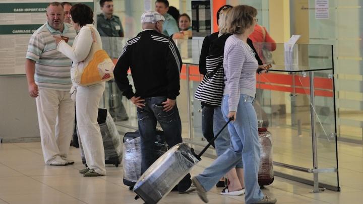 В Utair рассказали, почему самолет, летевший из Самары в Сургут, экстренно сел в Кольцово