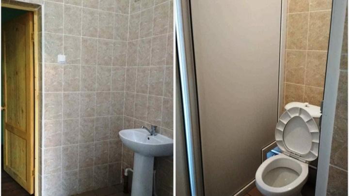 Унитазы на месте: в мэрии опровергли пост «ВКонтакте» насчёт «дырок в полу» в туалетах школы № 45