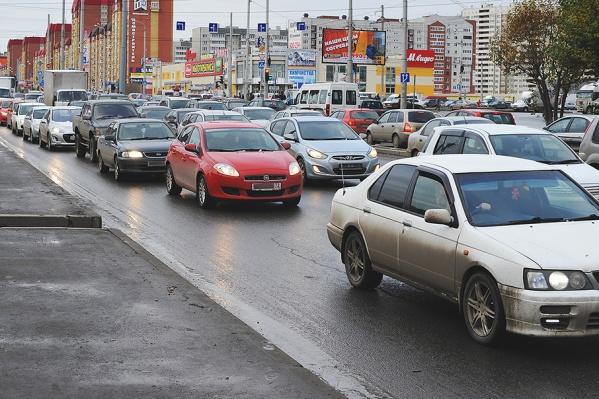 21-летний тюменец накопил 123 дорожных штрафа общей суммой 127 тысяч рублей