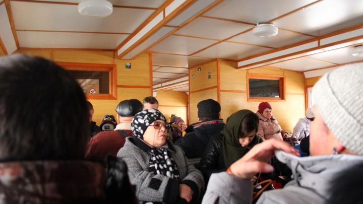 Продажу проездных на речные маршруты Самары продлили до 3 октября