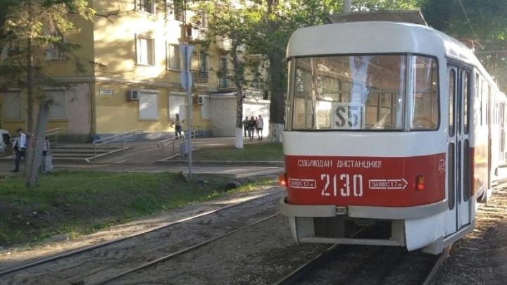 В день концерта «Ленинграда» в Самаре перекроют улицу Дальнюю и запустят трамвайS5