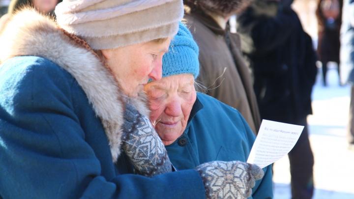 В Самарской губдуме поддержали федеральный законопроект об увеличении соцдоплат к пенсиям