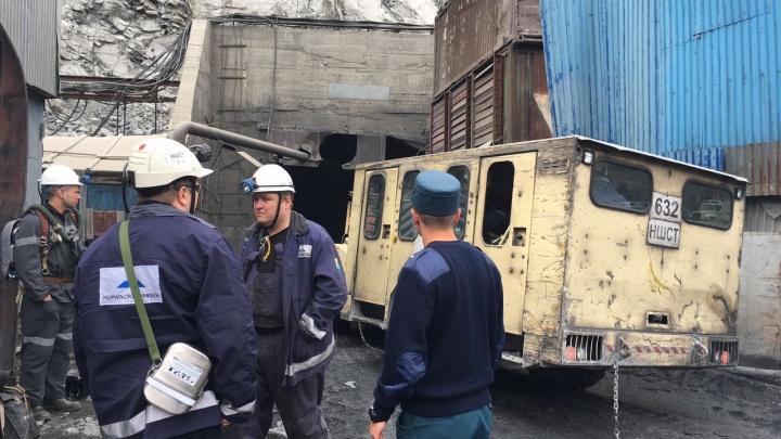 В шахте Норильска прогремел взрыв: есть жертвы