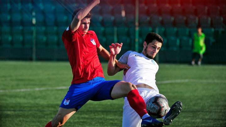 Баста не помог: футболисты ростовского СКА провели матч с «Махачкалой»