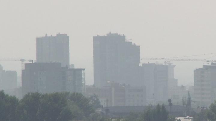 Синоптики выявили загрязнение воздуха в Самаре