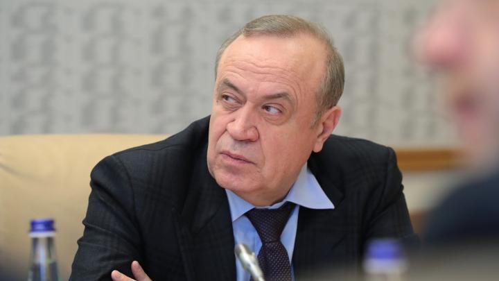 Замгубернатора Ростовской области Сергея Сидаша перевели под домашний арест