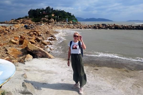 Елена Иванова живёт в Нячанге четвёртый месяц