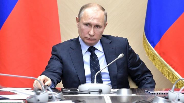 Путин о взрыве в Шахтах: «Нужно проследить, чтобы люди получили всё причитающееся по закону»