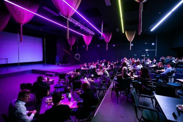 Бизнес-событие пройдетпройдет в concert hall «Кино»