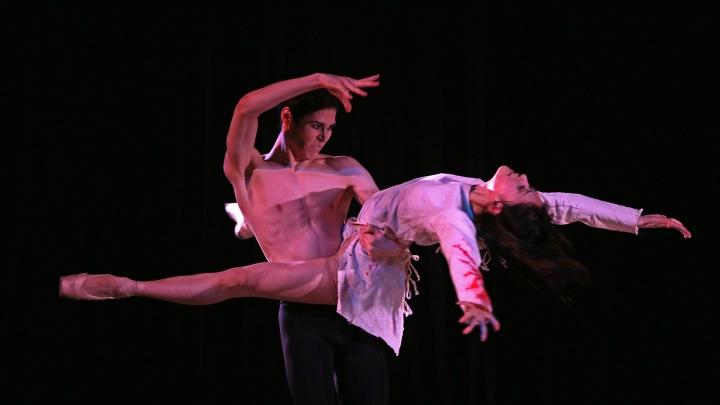 В уфимском театре станцевали страшный сон хореографа