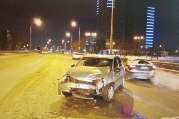 Авария произошла утром 16 февраля