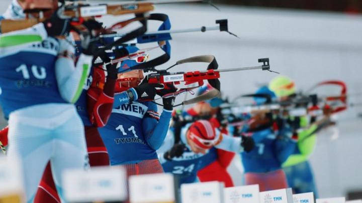 Международный союз биатлонистов отменил Гонку чемпионов в Тюмени