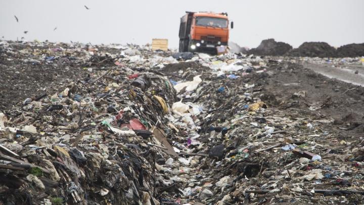 Игорь Орлов сказал, что в районах, где мусор не вывозят вовремя, население платить не должно