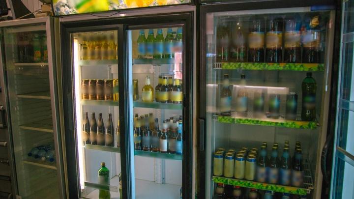 Министр промышленности: «Мы изымаем огромное количество неучтенного нелегального пива»