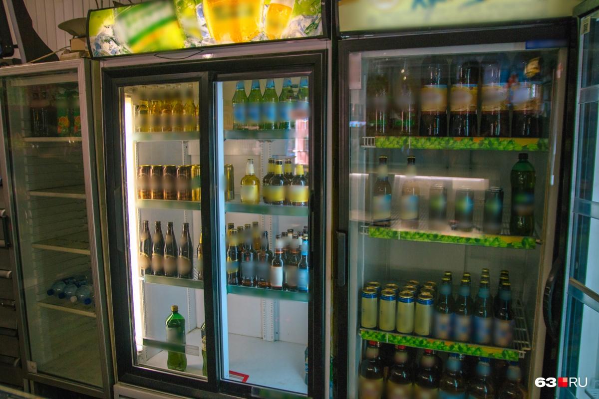 По данным регионального Минпрома, нелегальное пиво в магазинах области не такая уж редкость