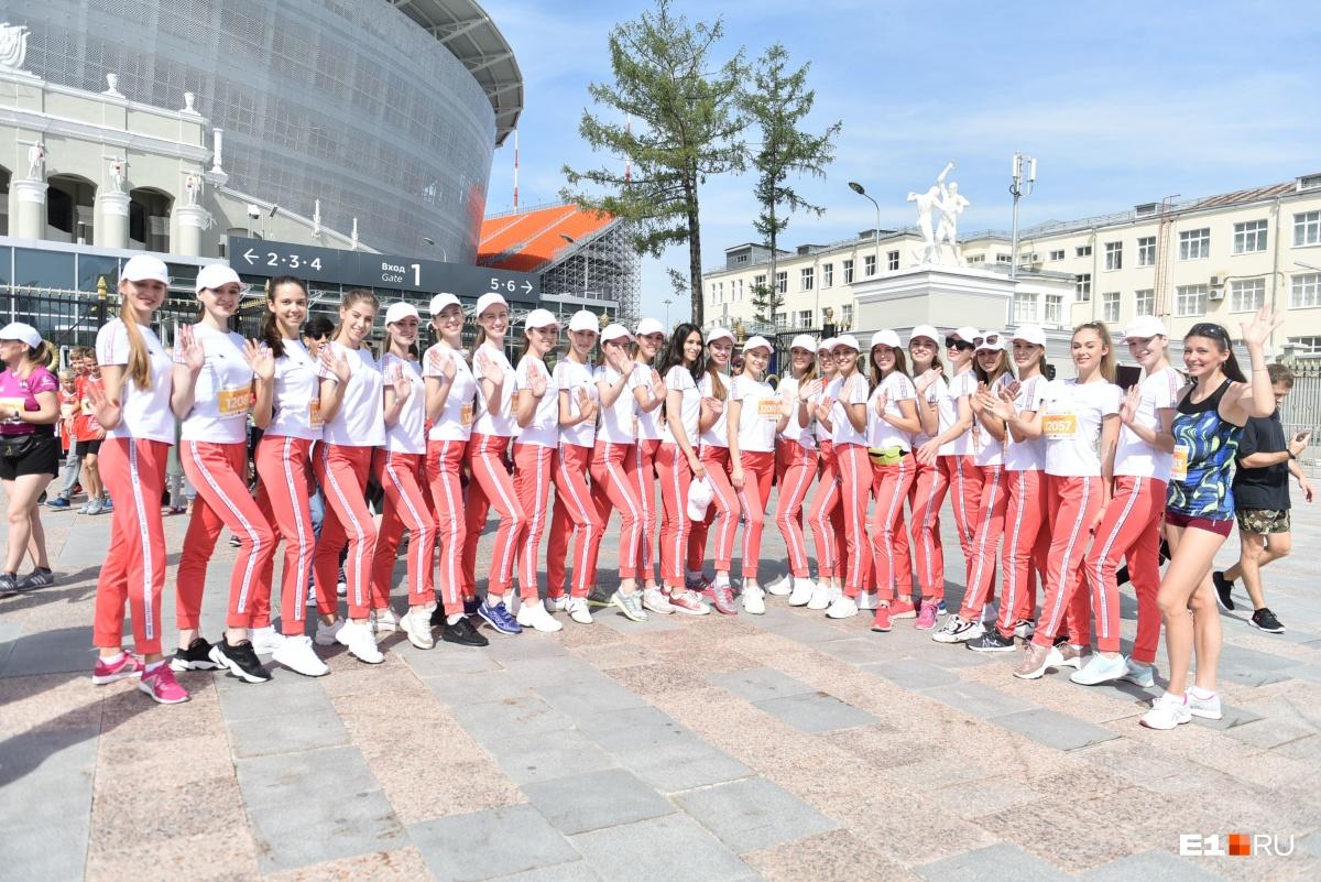 Все участницы конкурса «Мисс Екатеринбург — 2019»