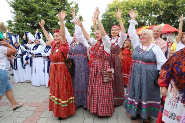 «Сугревушка» стала участником фестиваля впервые