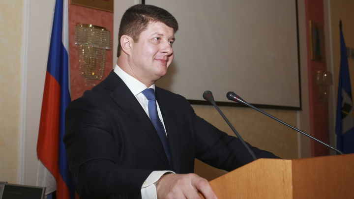 Владимир Слепцов дал скидку на еду и выпивку в ресторанах футбольным болельщикам. Но не всем