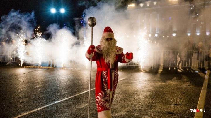 Дед Мороз — нарколог подарит детям из Ярославля трезвых родителей