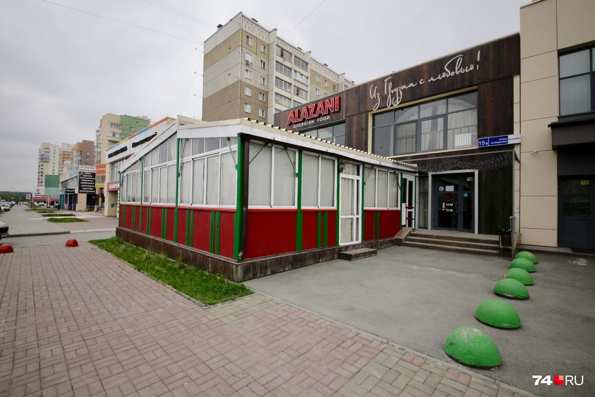 Ресторан на Тополинке проработал четыре года