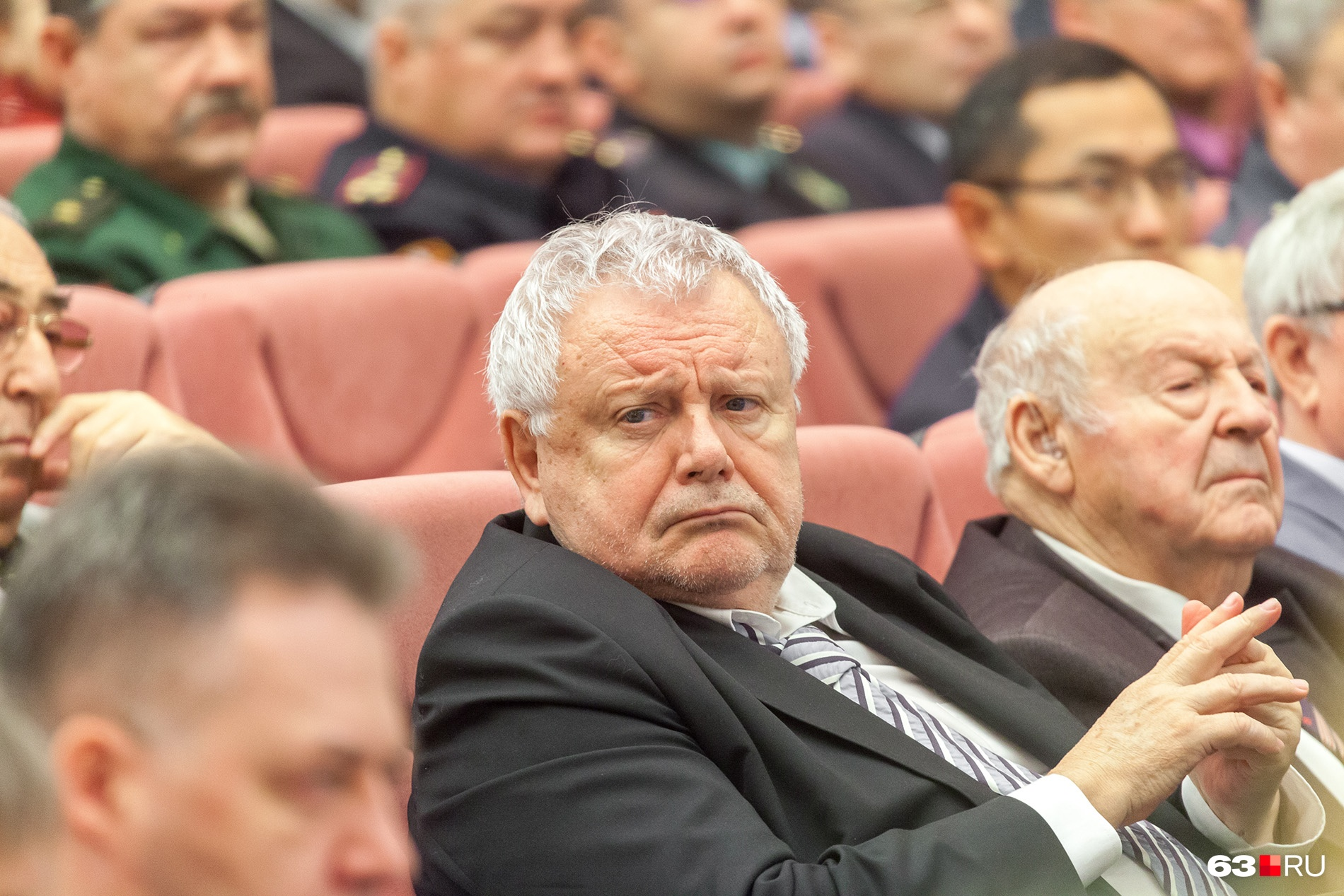 Константин Титов был главой региона более 16 лет