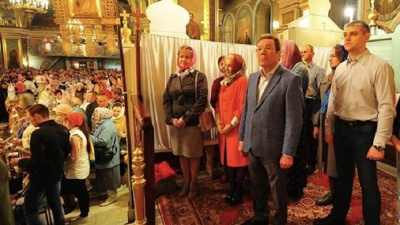 В епархии прокомментировали «Luxury-Пасху» мэра Сызрани