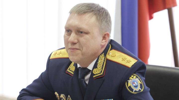 «Кончится настрой — напишу заявление»: глава челябинского СК подтвердил перевод в другой регион
