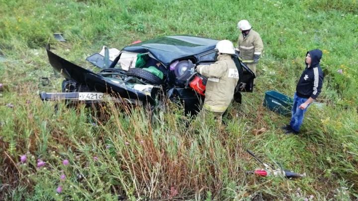 Столкнулись «Лада-Нива» и Volkswagen Amarok: на трассе в Башкирии погибли двое взрослых и ребенок