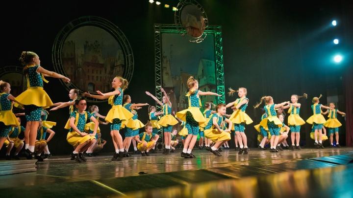 Эстрадный центр «Апельсин» устроит в ДКЖ летнее шоу