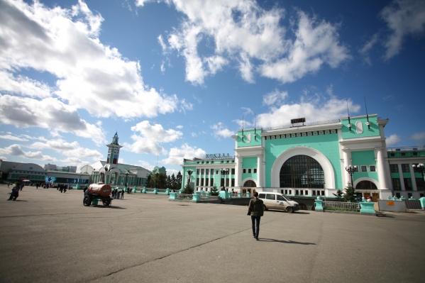 Новые билеты РЖД появились в Новосибирске с начала июля