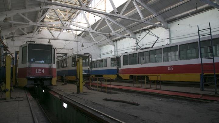 В Уфе могут «встать» трамваи и троллейбусы