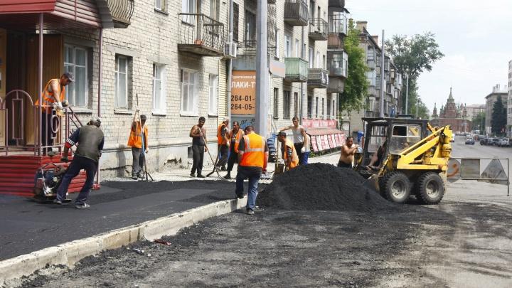 С третьей попытки: власти Челябинска готовы подписать многомиллионный контракт на ремонт дорог