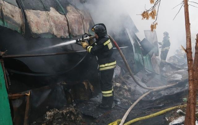 В Башкирии две пенсионерки погибли в огне