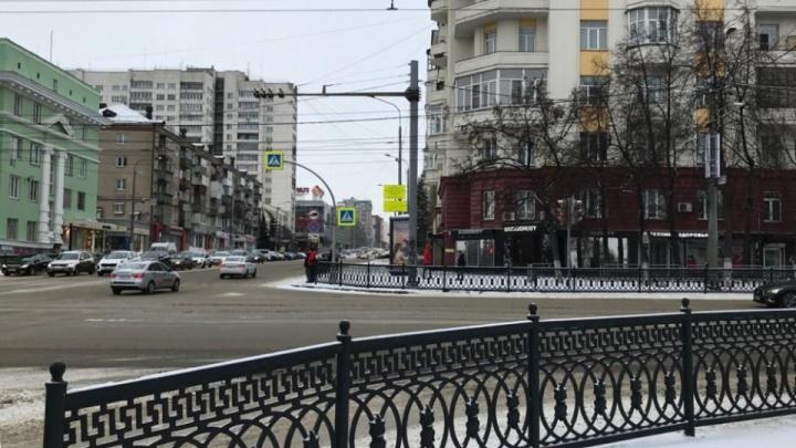 Челябинцы решили судьбу пешеходного перехода на Алом Поле