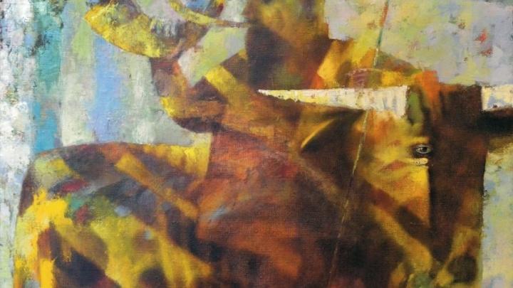 В Уфе откроется выставка художника Бориса Самосюка