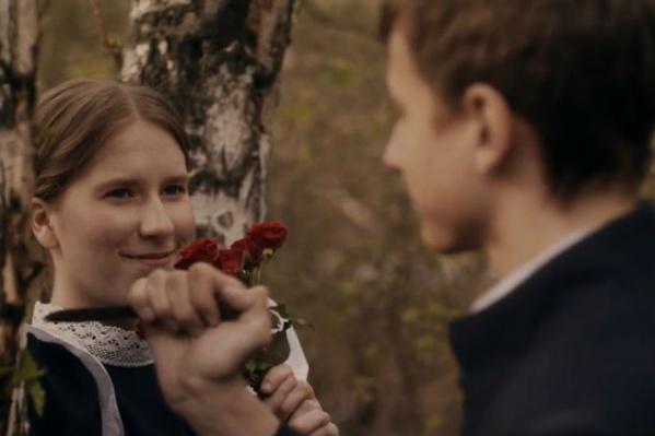Персонажи фильма Татьяна и Петр были влюблены