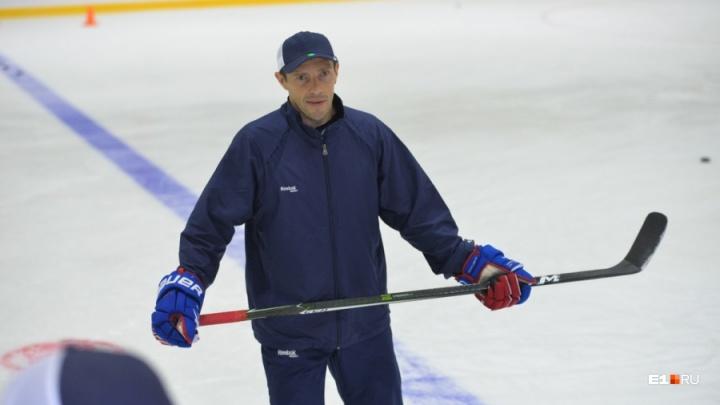 «Реабилитация идет полным ходом»: в «Автомобилисте» рассказали, когда Павел Дацюк выйдет на лед