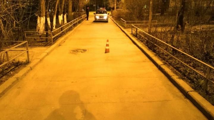 В Самаре ищут водителя, который сбил подростка на Партизанской