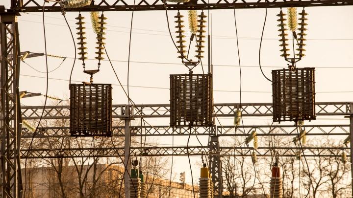 Несколько районов Ростова останутся без света на этой неделе